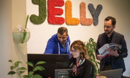 Mindset of a B-Corporation: Interview with Darian Kovacs of Jelly Marketing