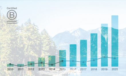 11 Years of New B Corporations in BC