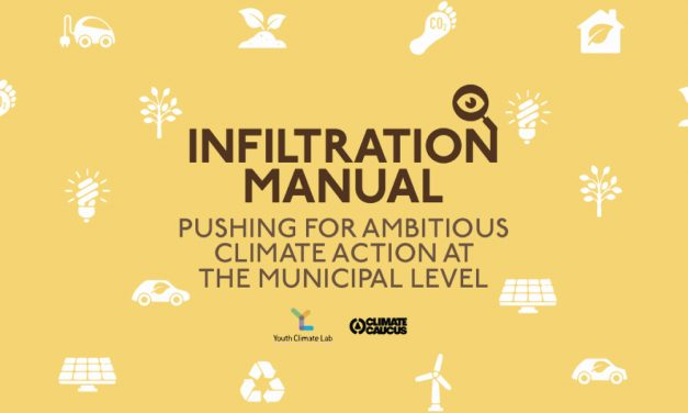 New Canadian Guide Helps People Push for Municipal Climate Action