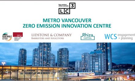 New Centre Aims to Accelerate Urban Climate Action in Metro Vancouver