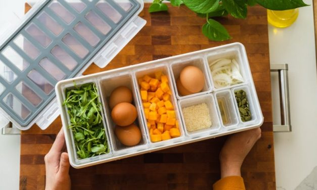 Meal Kit Provider Fresh Prep Launches Industry-First Zero Waste Kit