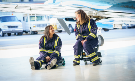 Iskwew Air Launches an Aircraft Maintenance Organization to Increase Representation of Women in Aviation and Aerospace