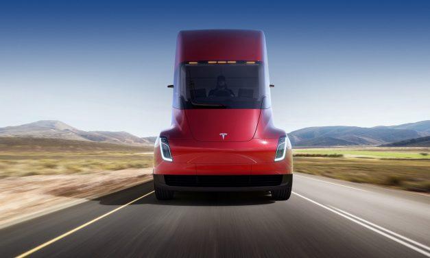 Tesla Semi-Trucks Coming to Vancouver Island Logging Industry
