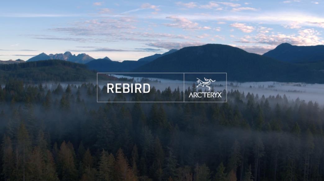 Arc'teryx Launches Circularity Program: ReBird™